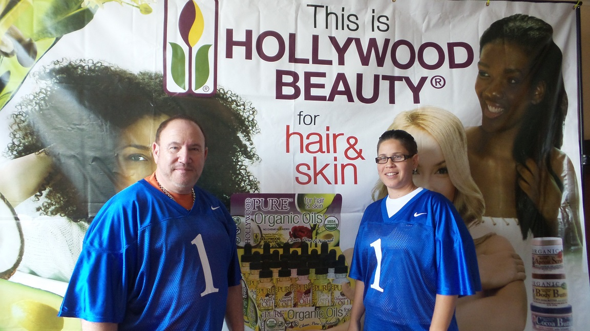 The Hollywood Beauty Team