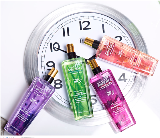 "ActivEssence ""Time Released"" Fragrance Mists by InStyle Fragrances"