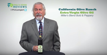 Phil Lempert's Pick of the Week for September 11: California Olive Ranch Extra Virgin Olive Oil Miller's Blend Bold & Peppery