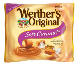 Werther's Original Soft Caramels by Storck USA