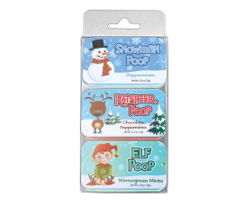 POOP- the perfect stocking stuffer! Cute and profitable! by Amusemints
