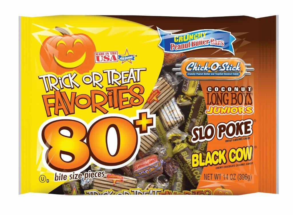 Trick or Treat Mix by Atkinson Candy Co