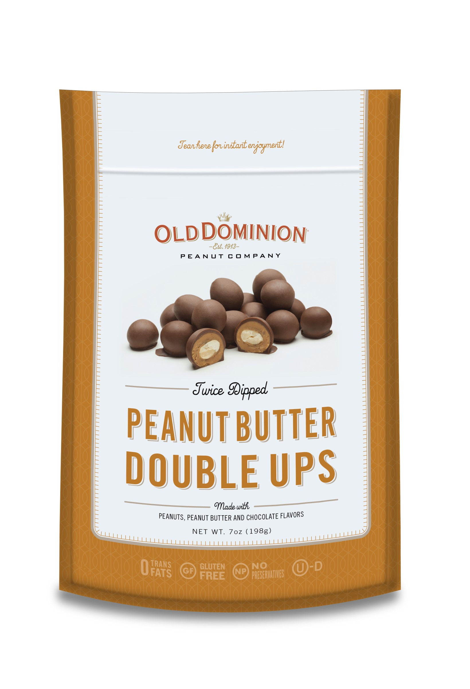 Peanut Butter Double Ups by Old Dominion Peanut Company