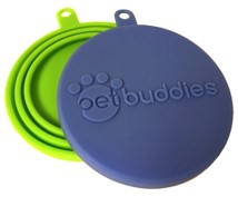 Pet Buddies Silicone Can Cover 2 pack by Pet Buddies, Inc.
