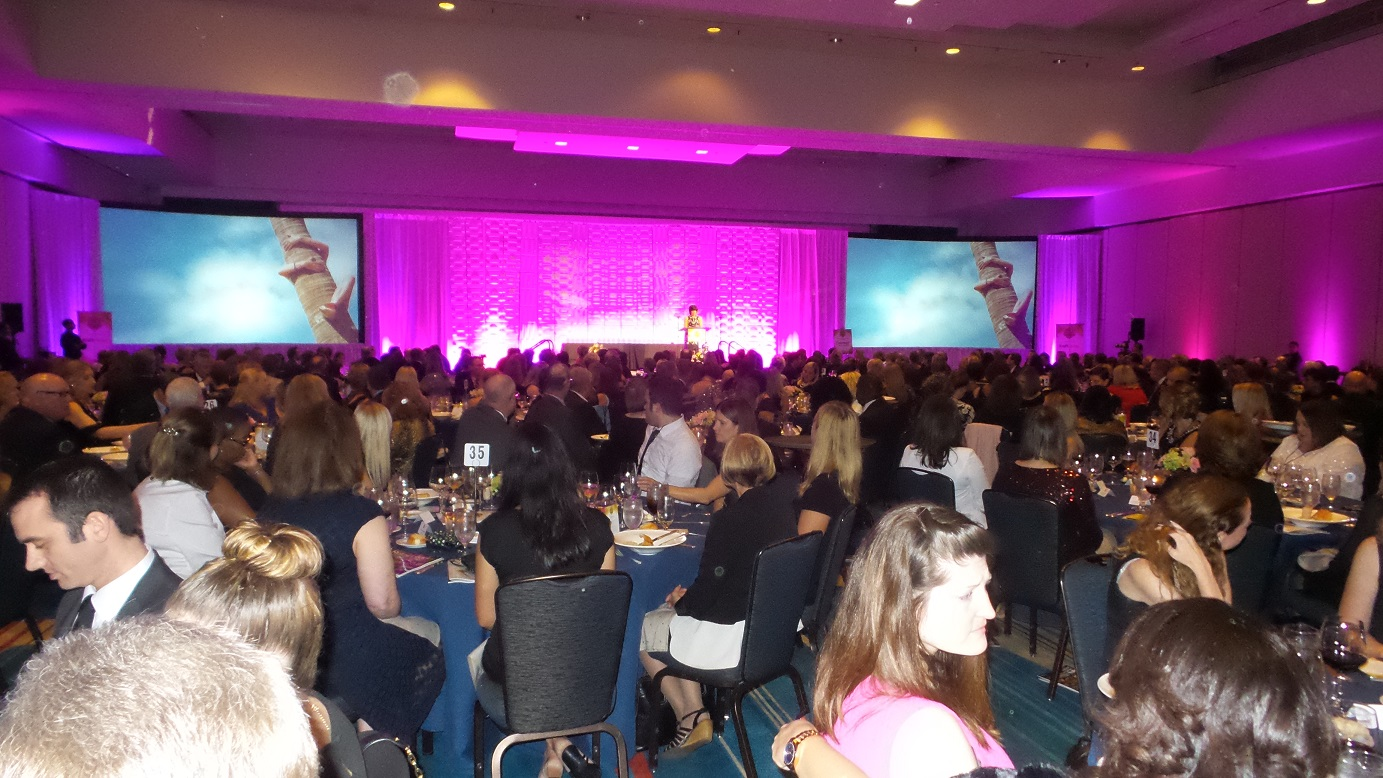 More than 450 attendees from the food retail industry gathered to celebrate the achievements of women in the industry.