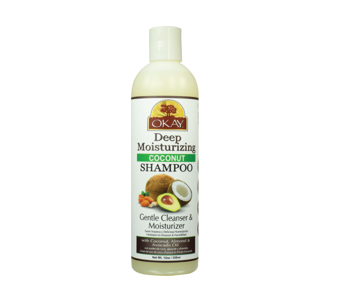 OKAY deep moisturizing coconut hair care by Xtreme Beauty