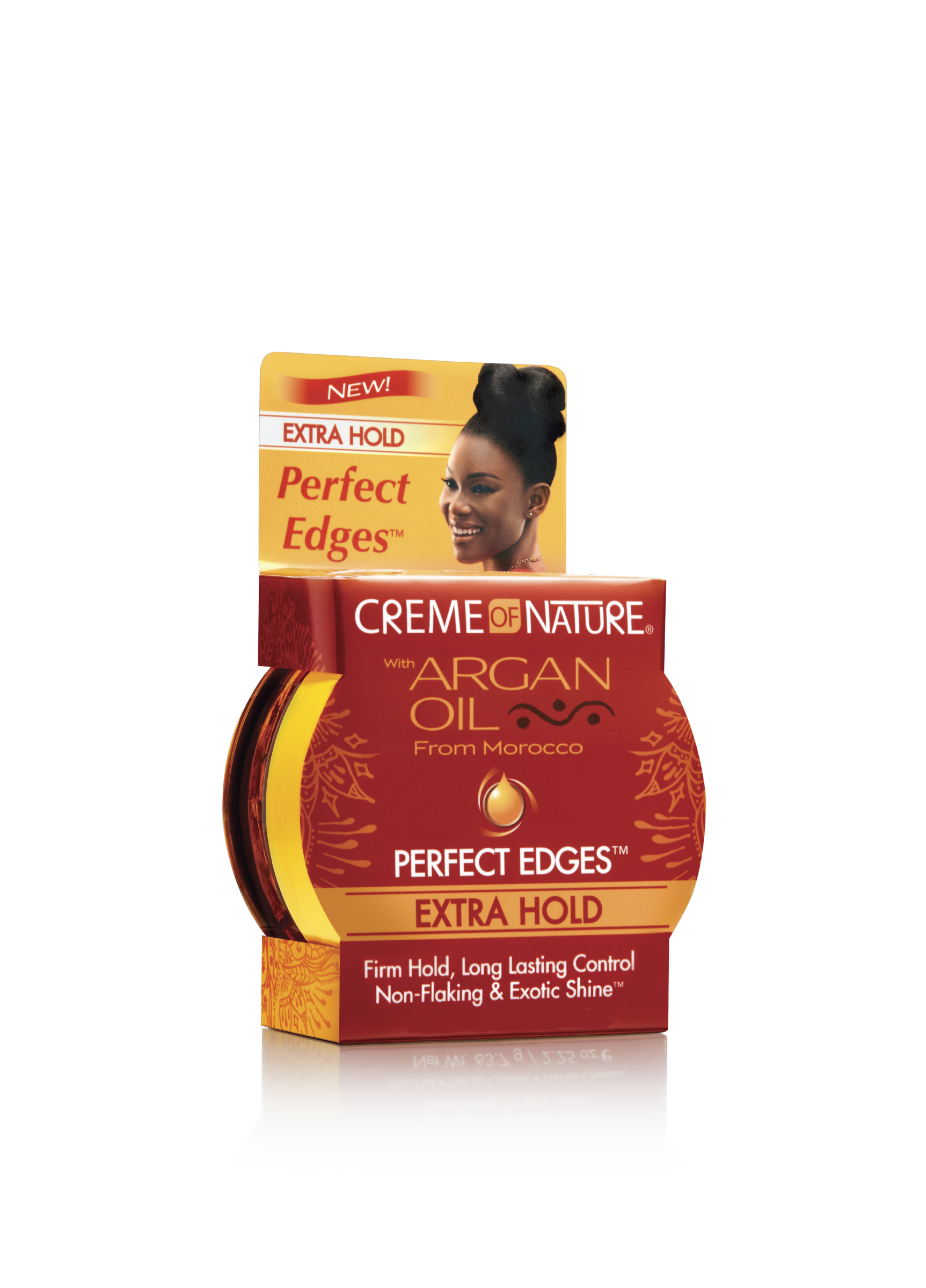 Crème of Nature Argan Oil Perfect Edges Extra Hold by RevlonPro