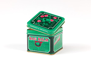 Bag Balm -The Legendary Rescue Balm from the farms of Vermont's Rugged Northeast Kingdom. Saving skin for over 115 years!
