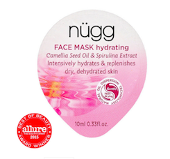 nügg Beauty Award Winning Hydrating Face Mask by Beauty Ideas Group