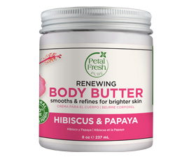 Petal Fresh Body Butter - Renewing Hibiscus Papaya by Bio Creative Labs