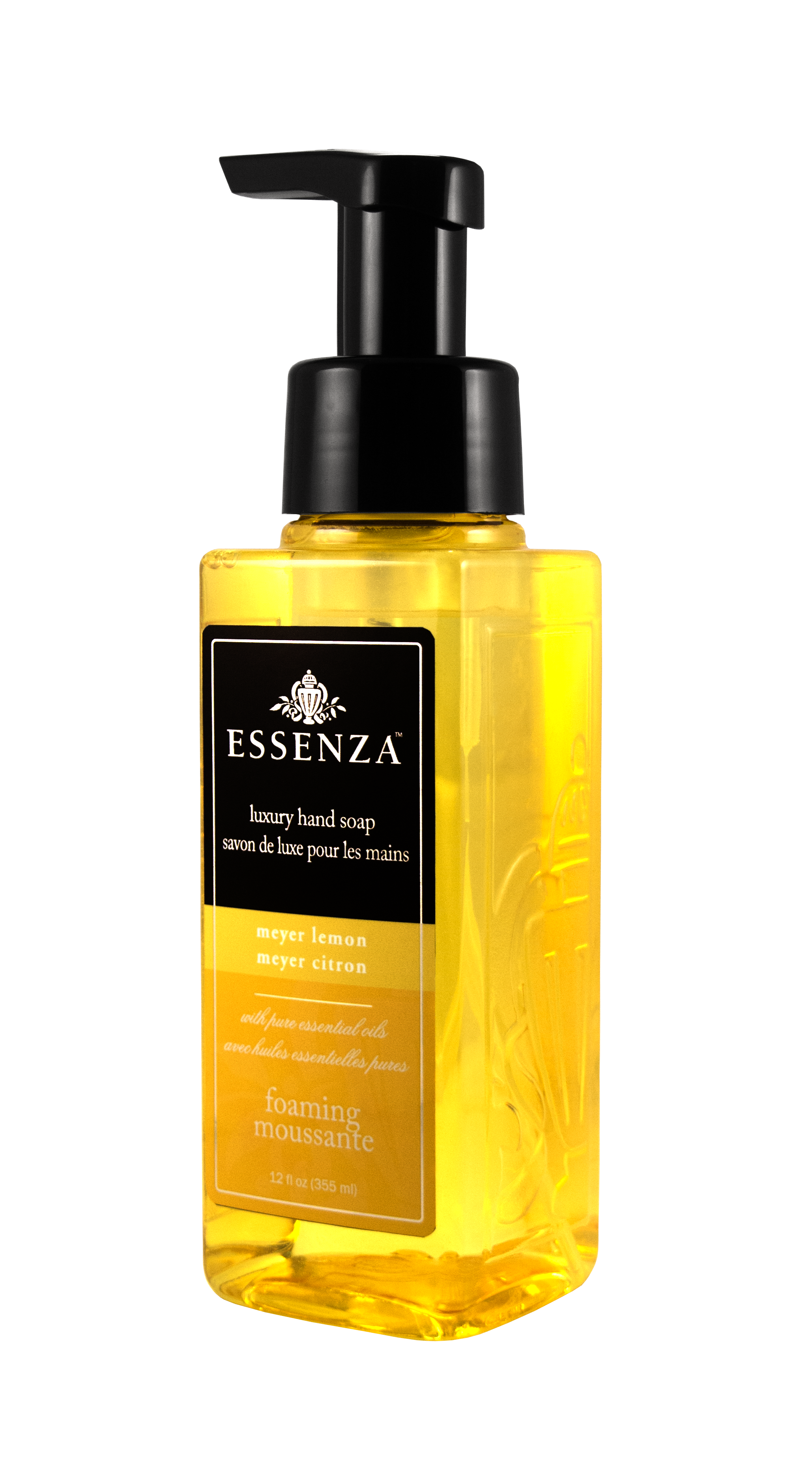 Experience Meyer Lemon Hand Soap by Essenza (Olympic Mountain Products)