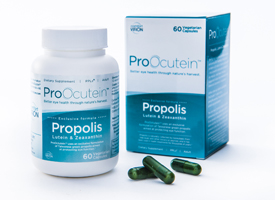 ProOcutein - Better Eye Health Through Nature's Harvest by Carlsbad Tech
