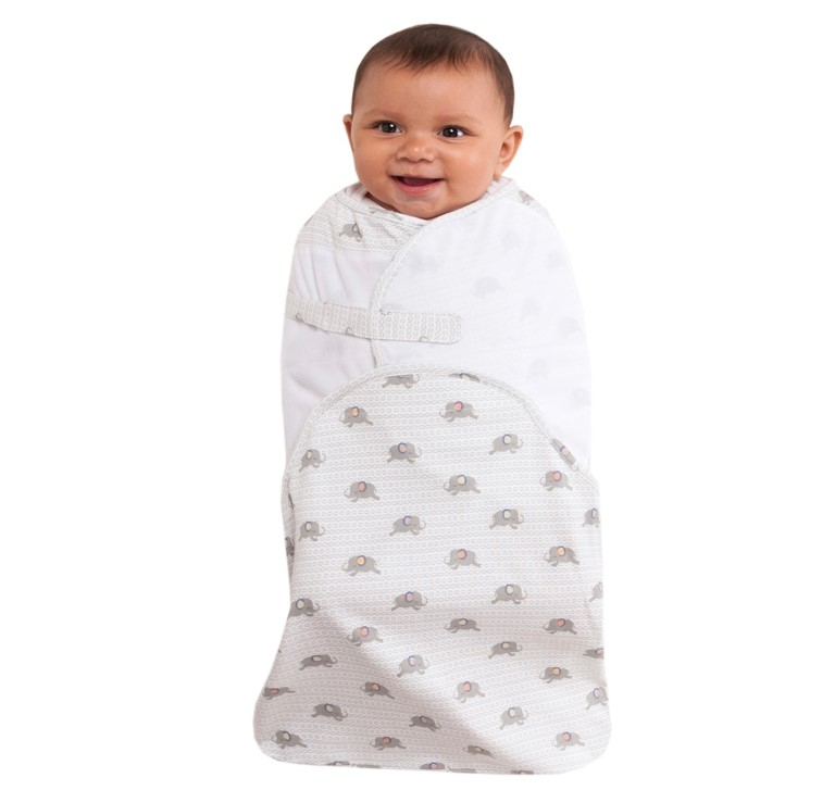 SwaddleSure® infant swaddle wrap by HALO® INNOVATIONS, Inc.
