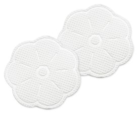 Biodegradable Disposable Nursing Pads – USA made by NuAngel, Inc