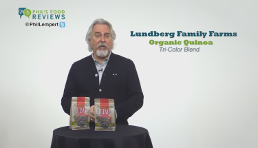 Phil Lempert's Pick of the Week for January 15 is Lundberg Family Farms Organic Quinoa Tri-Color Blend