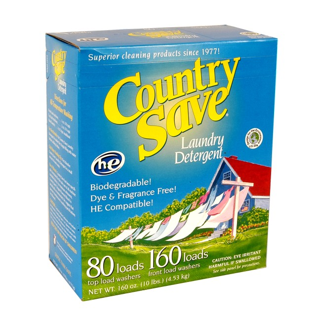 Country Save Detergent 160 Loads Hypo-Allergenic