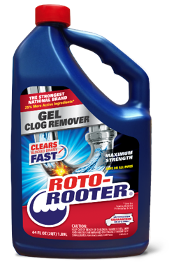 Roto-Rooter - The strongest national brand.  By CR Brands, Inc.