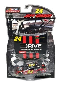 NASCAR Authentics by Lionel Racing, official die cast for NASCAR.