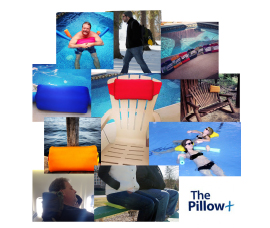The Pillow + by The PillowPlus +
