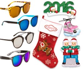 PolarX ornaments and gifts along with SolarX eyewear constantly exceed expectations for ALL your seasonal needs.