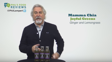 Phil Lempert's Pick of the Week for January 22 is Mamma Chia Chia & Greens Joyful Greens