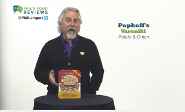 Phil's Pick of the Week is Popkoff's Vareniki Potato & Onion