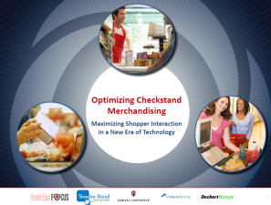 Time Inc. Retail's latest study highlights trends in front-end checklane sales, and provides recommendations in how to optimize them