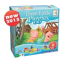 Buyer's Choice Award 1st place winner: Smart Toys and Games, Inc.- Three Little Piggies