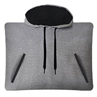 Buyer's Choice Award 3rd place winner: Senseez Pillows- Sensory Cushion Hoodie