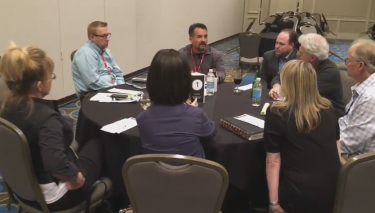 Discussion topics included effective team-building,  better connecting with prescribers and patients, and DME at retail