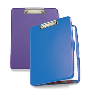 Handy colorful clipboard cases by OfficemateOIC