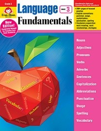 Language Fundamentals – Available in Grades 1-6 by Evan-Moor Educational Publishers