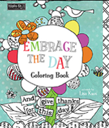 WSBL Adult Coloring Book-100 designs, acid-free perforated pages by The Lang Companies, Inc.