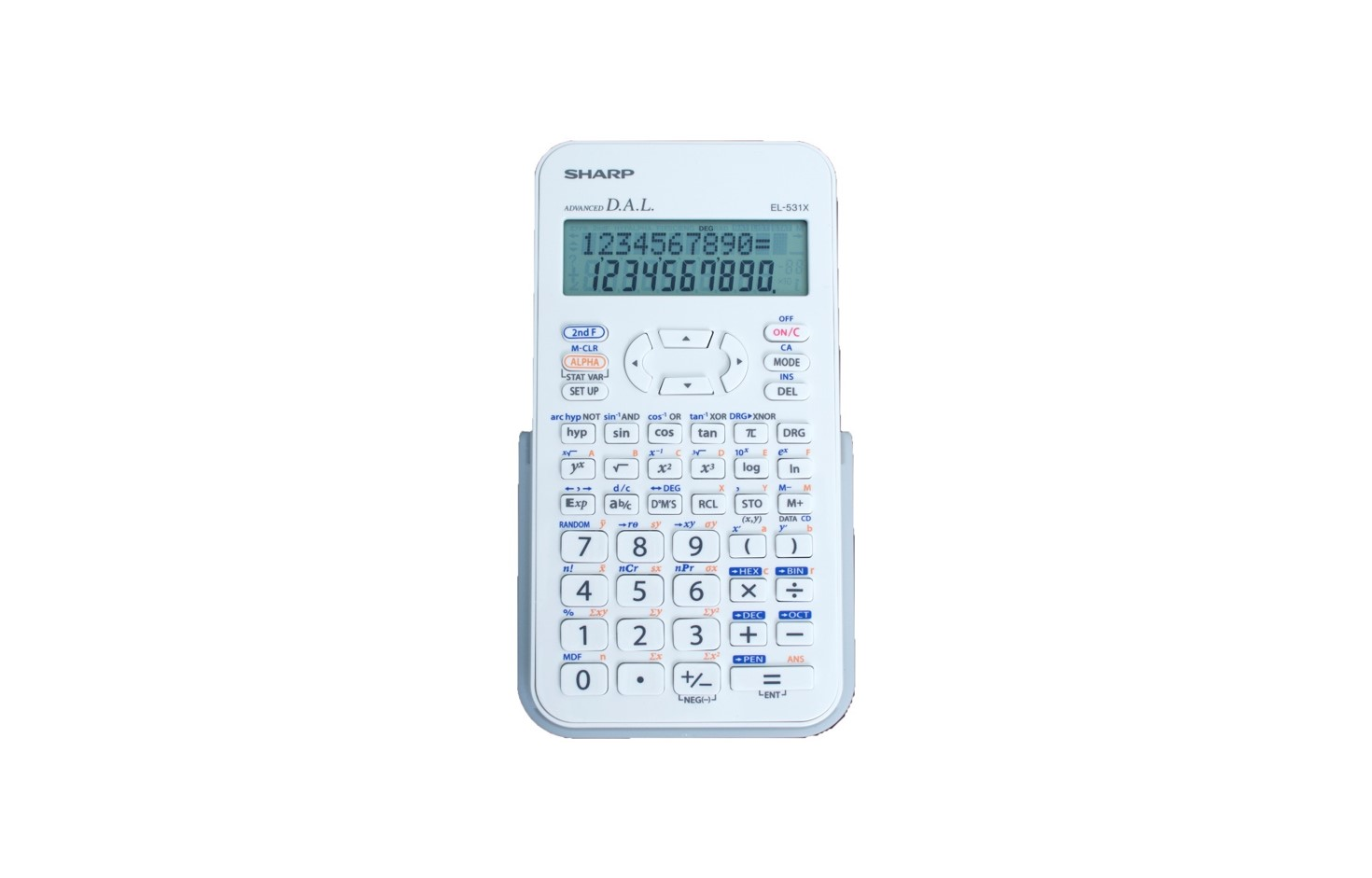 272 Function, 2-line display Scientific Calculator by Victor Technology