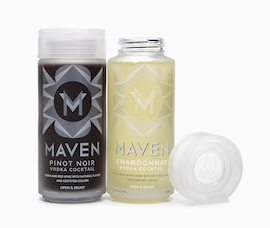 Wine lovers, meet your new cocktail. Discover Maven Cocktails by Maven Group LLC