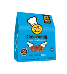 Big 8 & Gluten Free, School Friendly, No GMOs, Yumm! by FreeYumm Foods