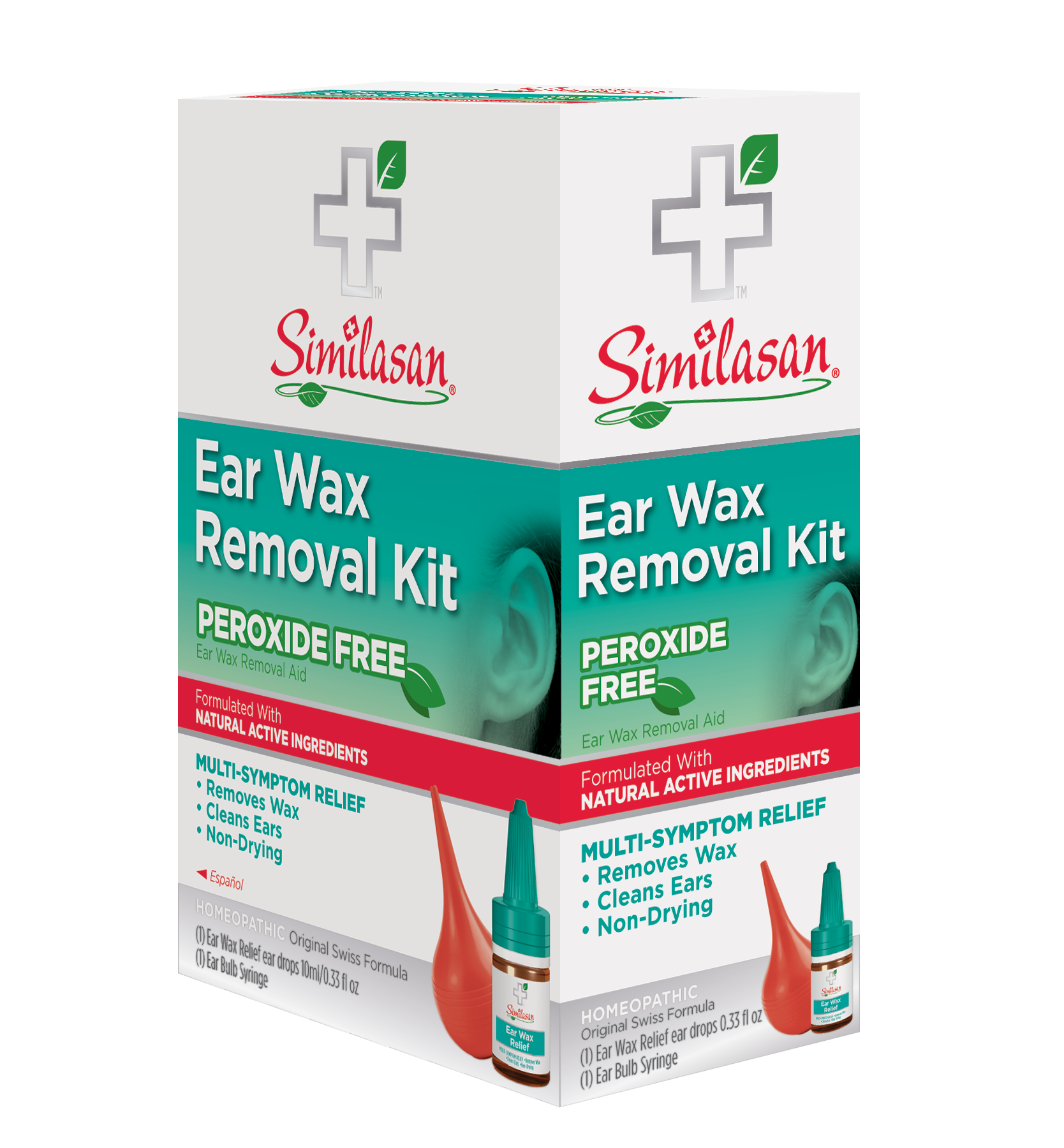 Ear Wax Removal Kit by Similasan Corporation