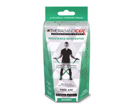 TheraBand CLX Consecutive Loops Resistance Band by The Hygenic Corporation