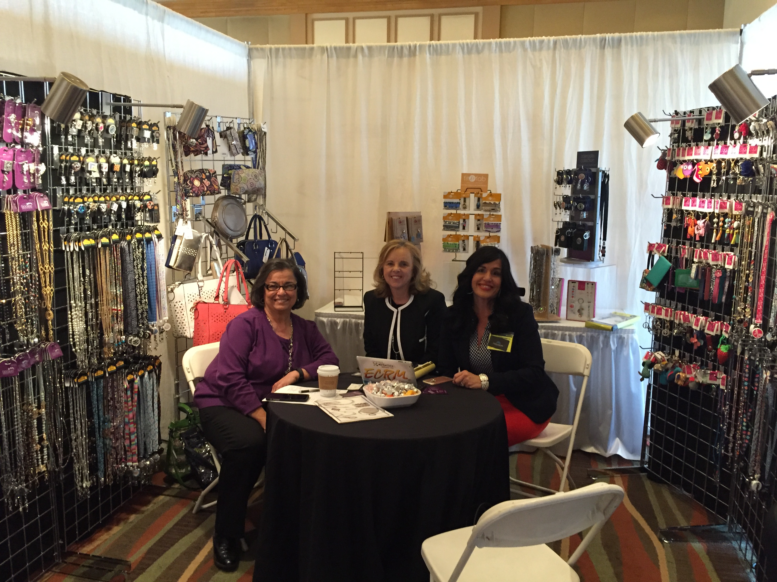 Home & Gift EPPS: Bonitas International's booth was decked out with fabulous jewelry, accessories and more!