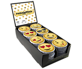 A Deliciously Fun Emojy Collection! by Amusemints