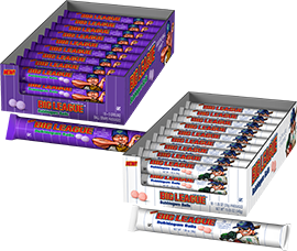 Big League Chew is now available in gumballs! by Ford Gum