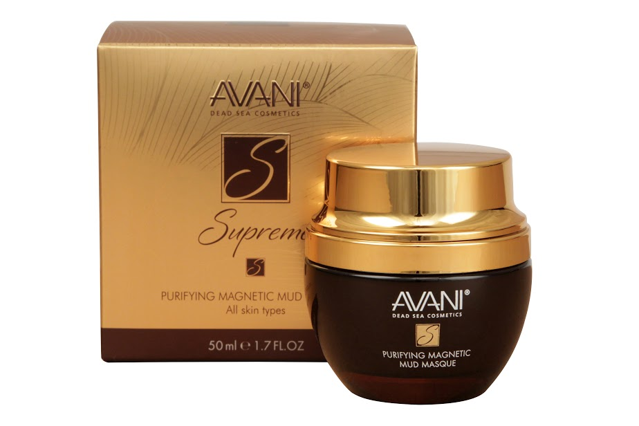 PURIFYING MAGNETIC MUD MASK by AVANI Supreme, Inc.