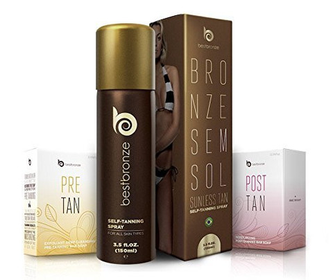 Best Bronze Self Tanner Spray by Best Bronze