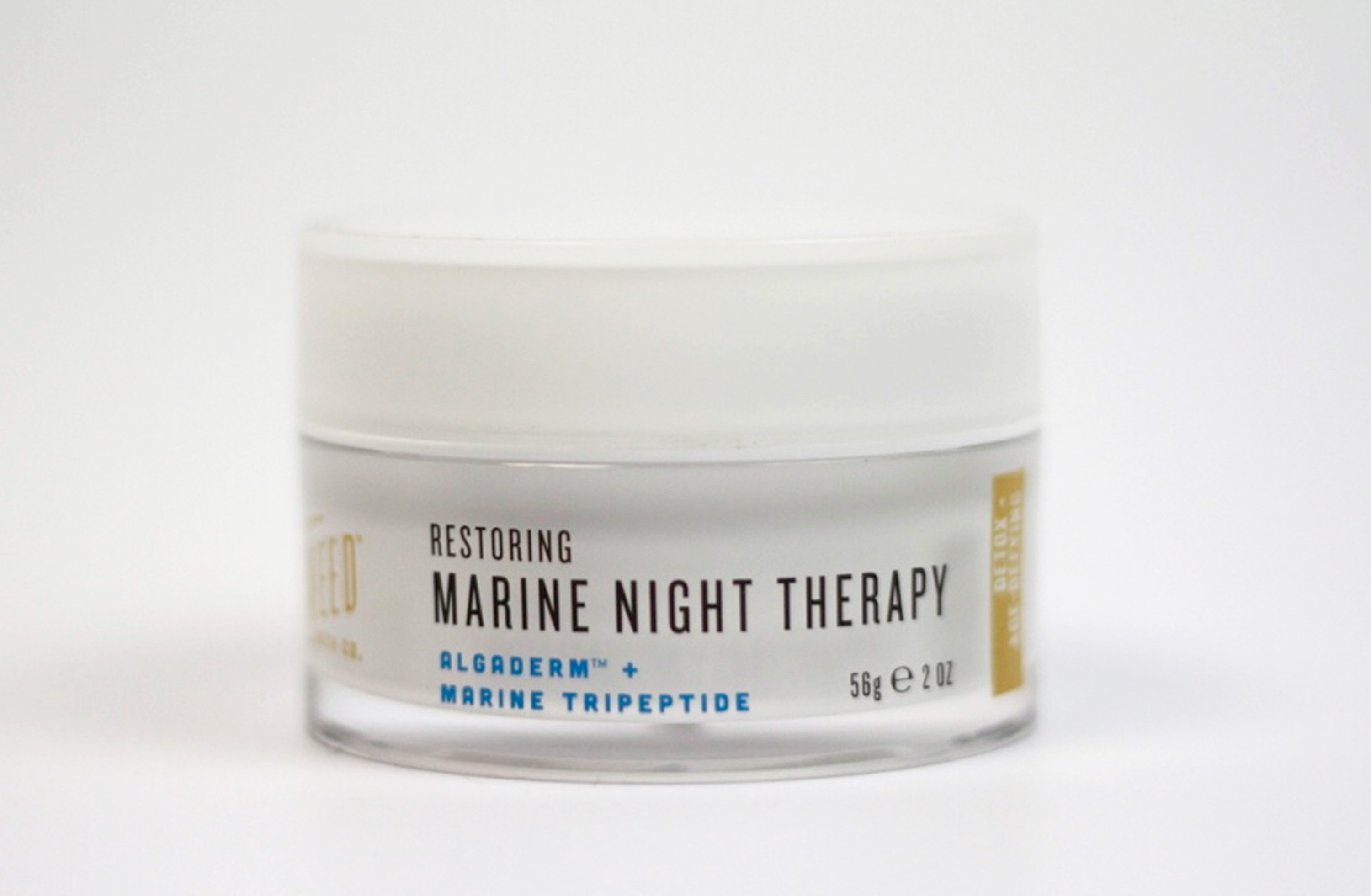 The Seaweed Bath Co. Detox + Age-Defying Restoring Marine Night Therapy