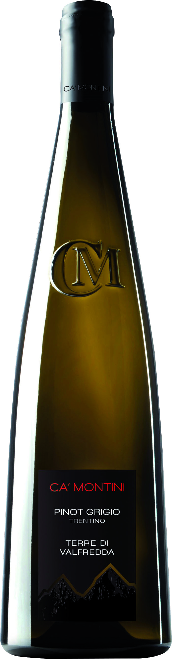Ca' Montini Pinot Grigio – Premium & Single Vineyard  by Enovation Brands