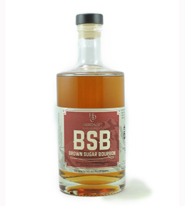 BSB-Brown Sugar Bourbon by Heritage Distilling. Put out the fire.