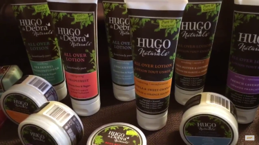Hugo Naturals was one of the suppliers participating at ECRM's Store Brands Health & Beauty EPPS