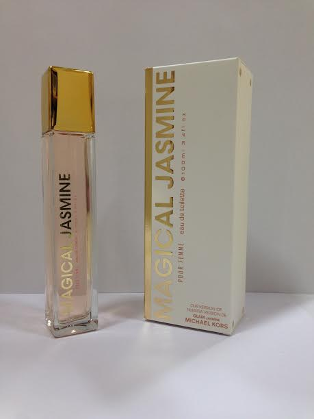 Magical Jasmine 100ml EDT for Women - Impression of Michael Kors Glam Jasmine by Eurolux Fragrances (Pvt) Ltd