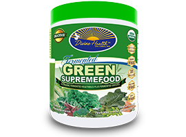 Fermented Green Supremefood by Divine Health