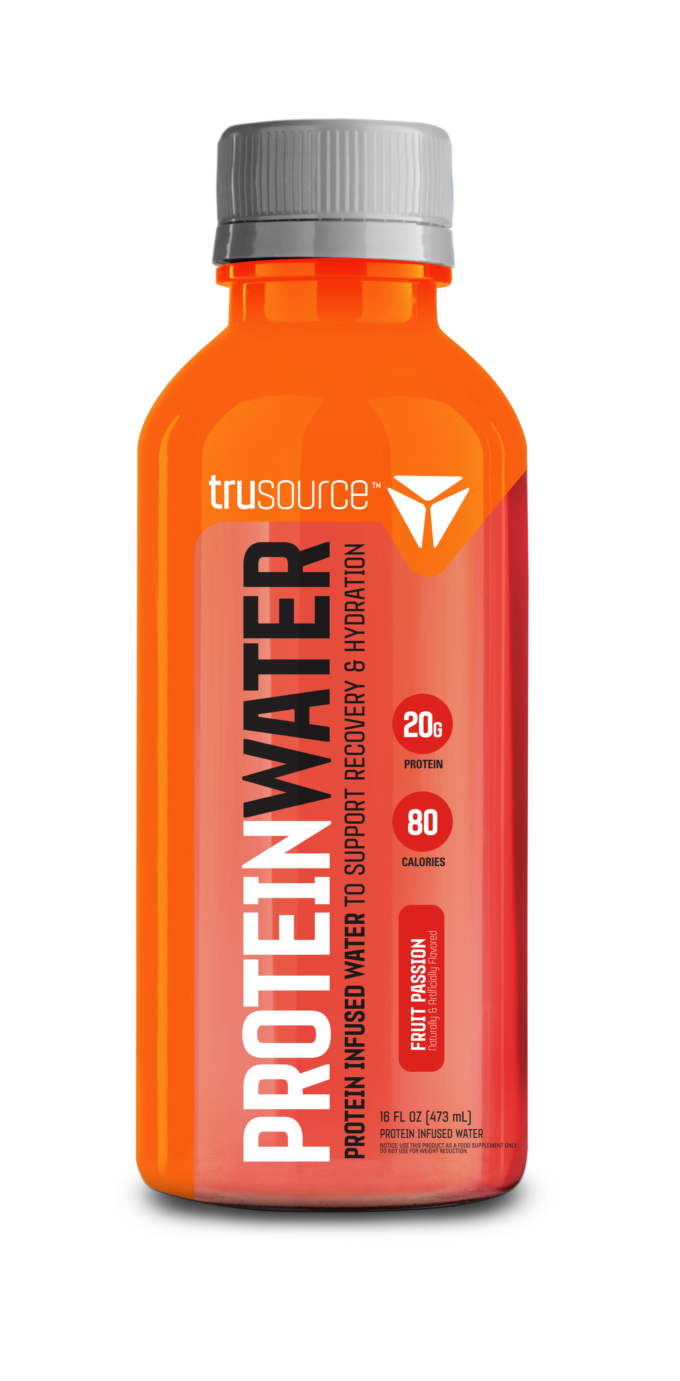 trusource Proteinwater Fruit Passion by Glanbia Nutritionals Inc.